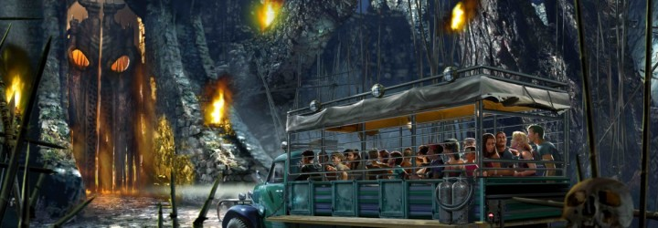 More Details Released On Reign of Kong at Universal Orlando