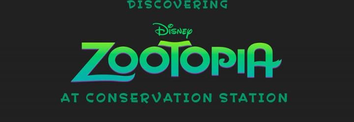 Zootopia Exhibit to open at Disney' Animal Kingdom