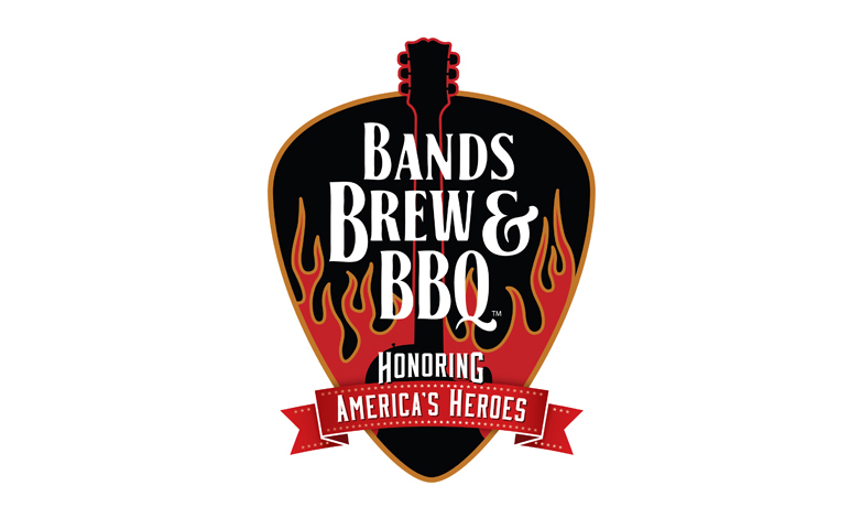 bands, brew and BBQ logo at SeaWorld Orlando