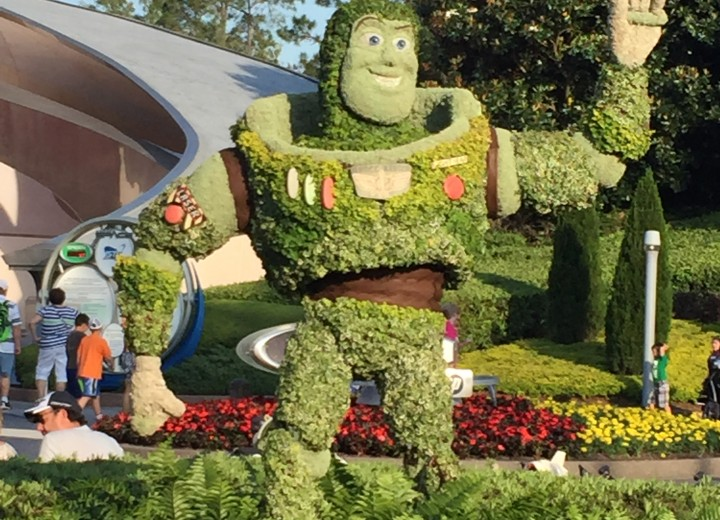 First Details On Epcot Flower and Garden Festival 2016