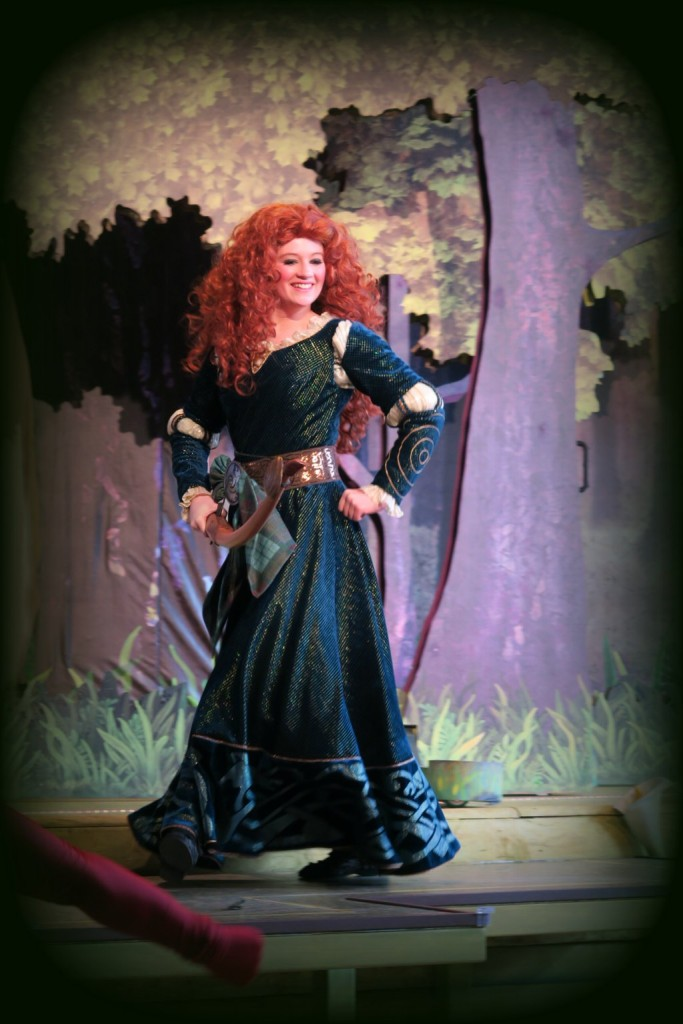 Forest of Enchantment Merida