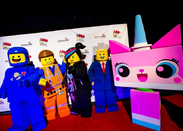 LEGO Movie 4D Opens at LEGOLAND Florida