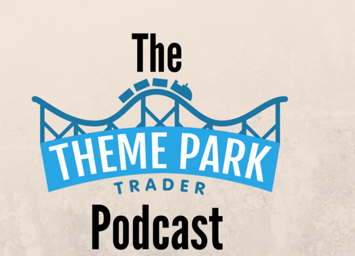 Theme Park Trader Podcast 01 – New Beginnings!