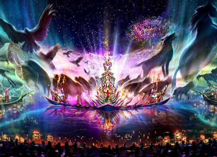 Rivers of Light Debut & Show Times Confirmed!