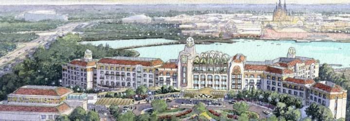 Shanghai Disney Resort Hotels – First Details!
