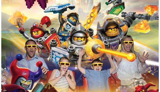 LEGOLAND Florida Announces Five New Experiences to Celebrate Turning Five