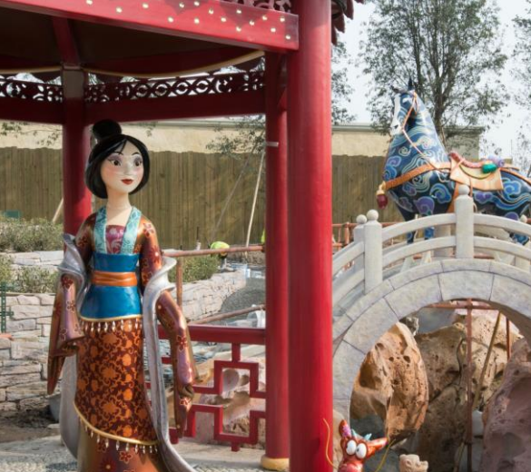 Shanghai Disneyland Reveals Photos of the Park!