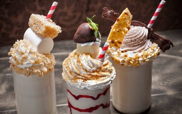 Toothsome Chocolate Emporium Introduces 3 New Milkshakes!
