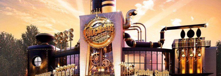 Toothsome Chocolate Emporium Opens at Universal Orlando for Preview