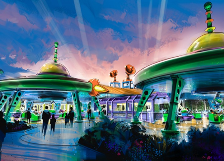 Toy Story Land Attractions Get Official Names + Concept Video!