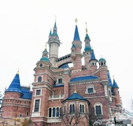 Shanghai Disneyland: Fantasyland Attraction Photos!