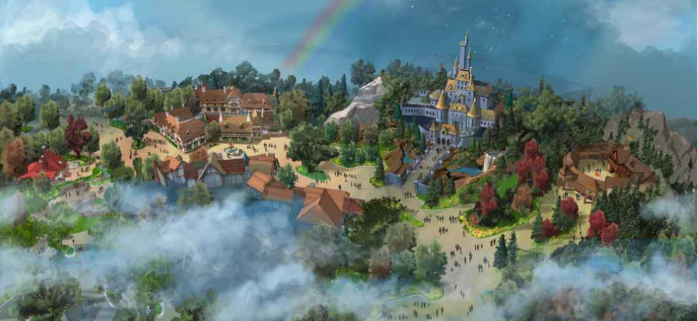 fantasyland-concept-art-with-beauty-and-the-beast-addition-at-tokyo-disneyland