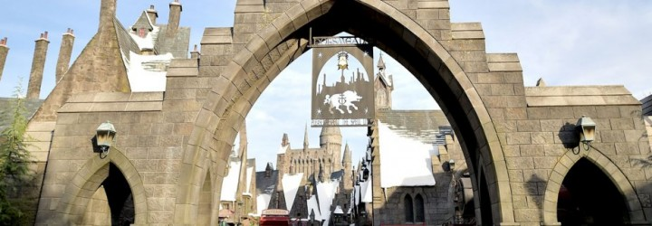 New Christmas Show Coming to the Wizarding World of Harry Potter in Orlando