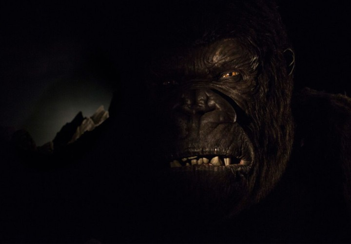 Universal Orlando Shows Off King Kong Animatronic