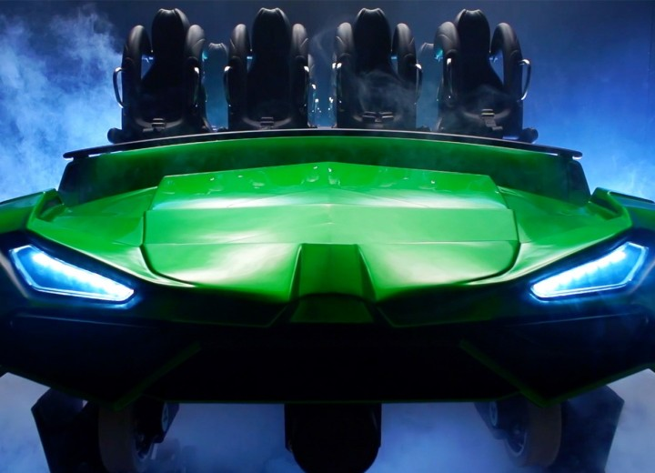 New Details On Incredible Hulk Coaster Relaunch and it Looks INCREDIBLE!