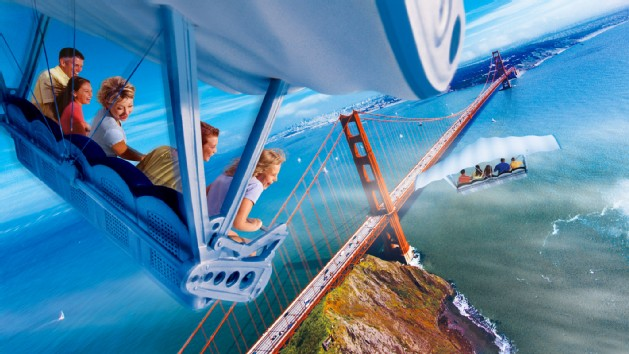 Soarin' Around the World Opens Today at Epcot and California