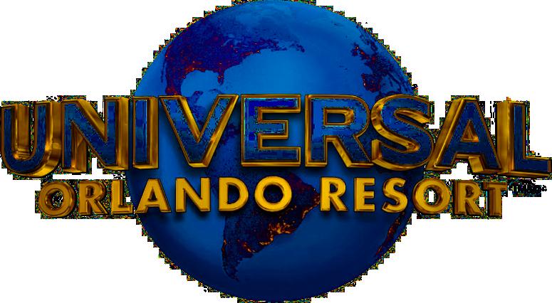 New 2016 Universal Orlando Resort logo