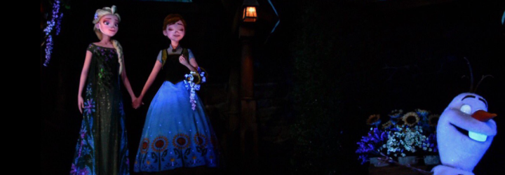 Episode 153 – We Read Out Poor Reviews of Frozen Ever After