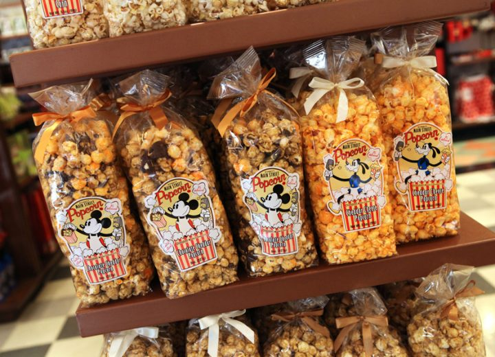 Walt Disney World Offering Refillable Popcorn for Limited Time!