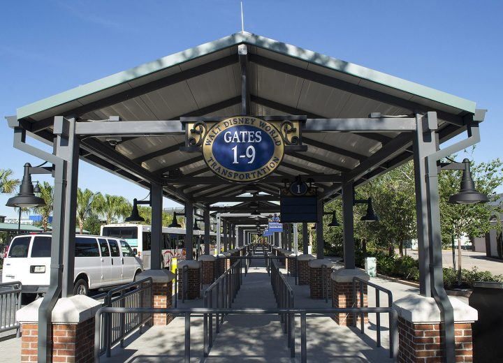 New Bus Drop Off Location Now Open at Disney Springs