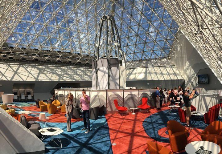 DVC Lounge Opens at Imagination pavilion at Epcot