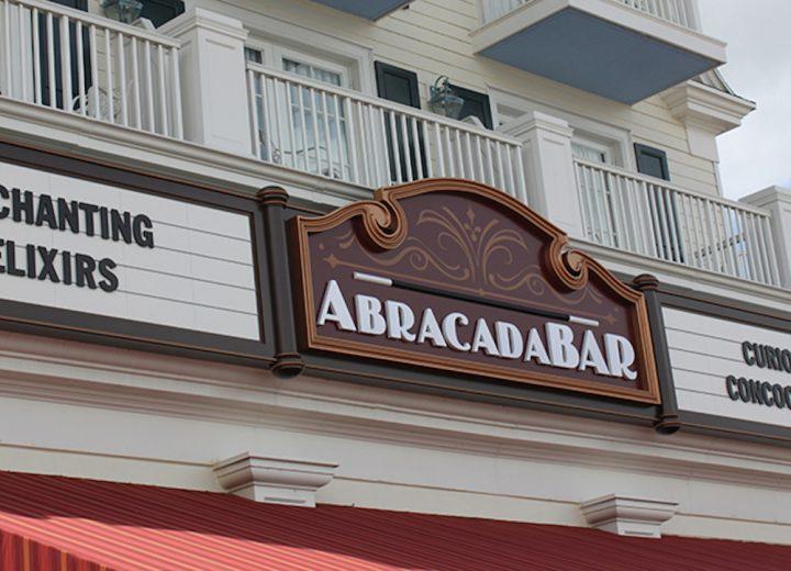 First Look at AbracadaBar at Disney's BoardWalk