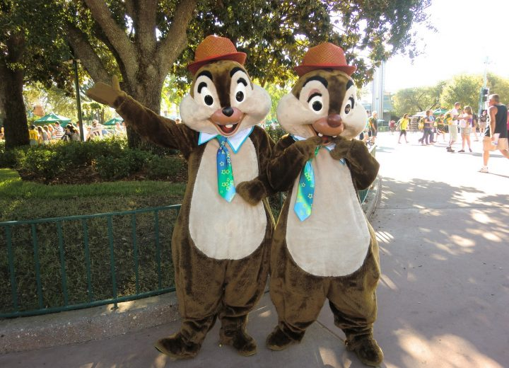 Character Meet Locations Change at Hollywood Studios
