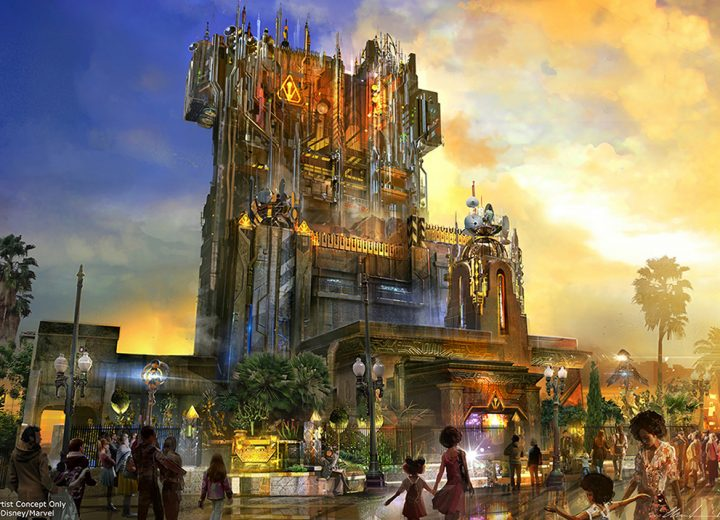 Guardians of the Galaxy Mission Breakout Gets May Opening Date!