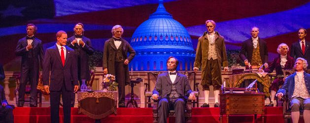 Trump Confirmed to Have Speaking Role at Hall of Presidents as Opening Date is Pushed Back
