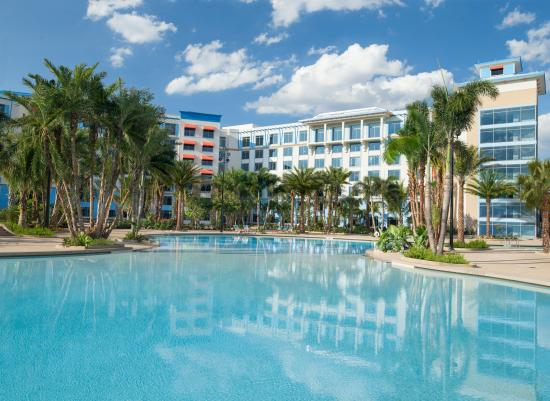 Video Walkthrough of Universal Orlando's Loews Sapphire Falls Resort