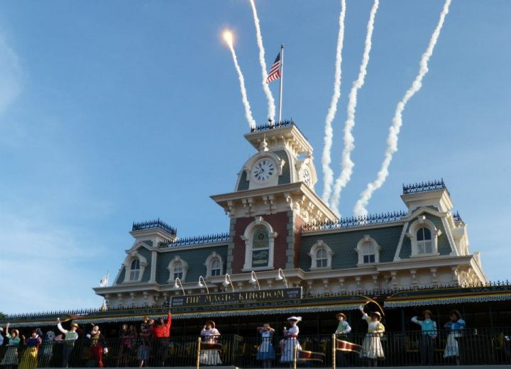 Disney to Replace Magic Kingdom Welcome Show at Walt Disney World