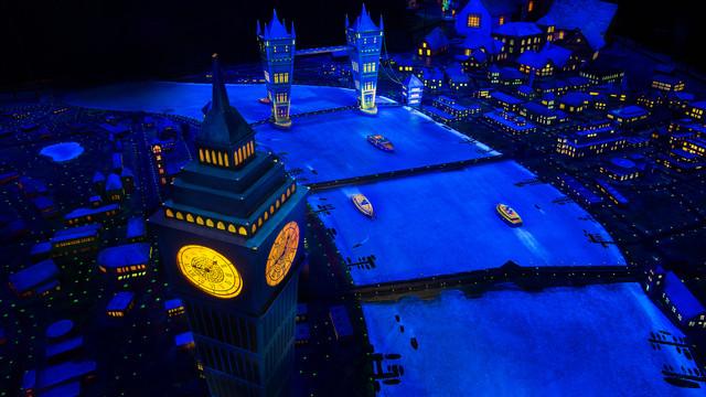 Peter Pan's Flight London
