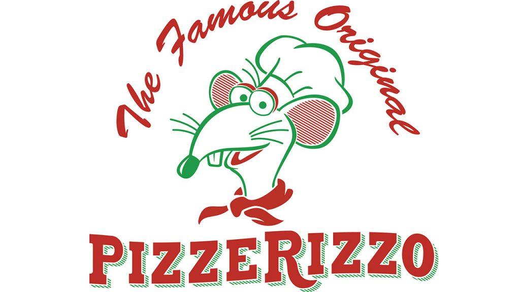 PizzeRizzo logo at Disney's Hollywood Studios