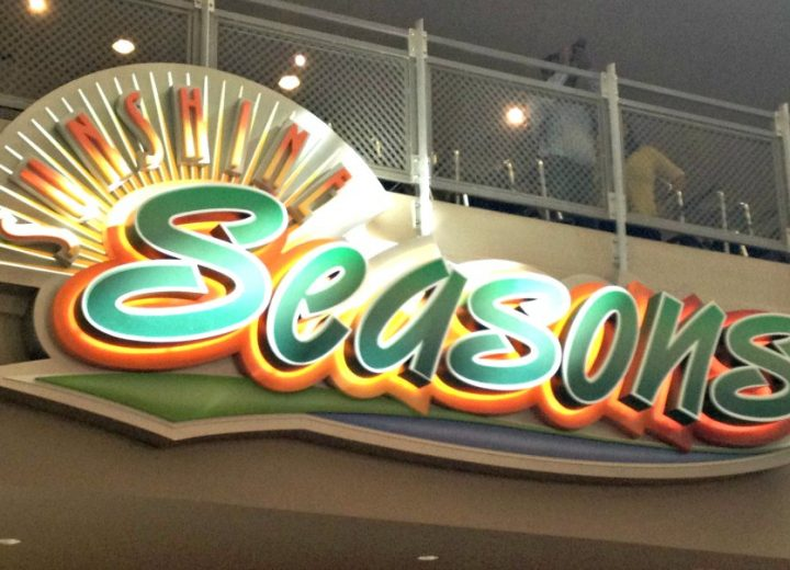 Sunshine Seasons to Stop Serving Breakfast at Epcot