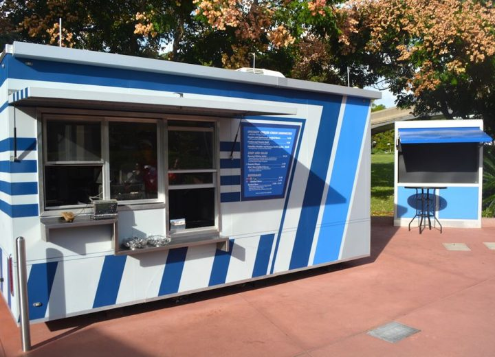 Taste Track Reopens Today with New Menu!