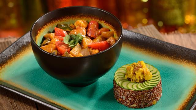 Tiffins Restaurant Now Offering Lunch Menu at Disney's Animal Kingdom