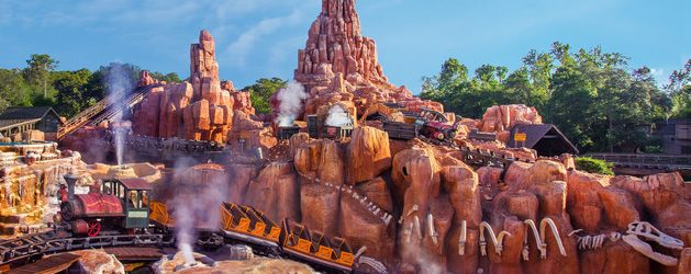 Poor (Google) Reviews of Big Thunder Mountain Railroad