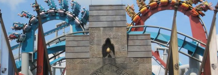 Today Is Your Last Chance To Ride Dragon Challenge at IOA