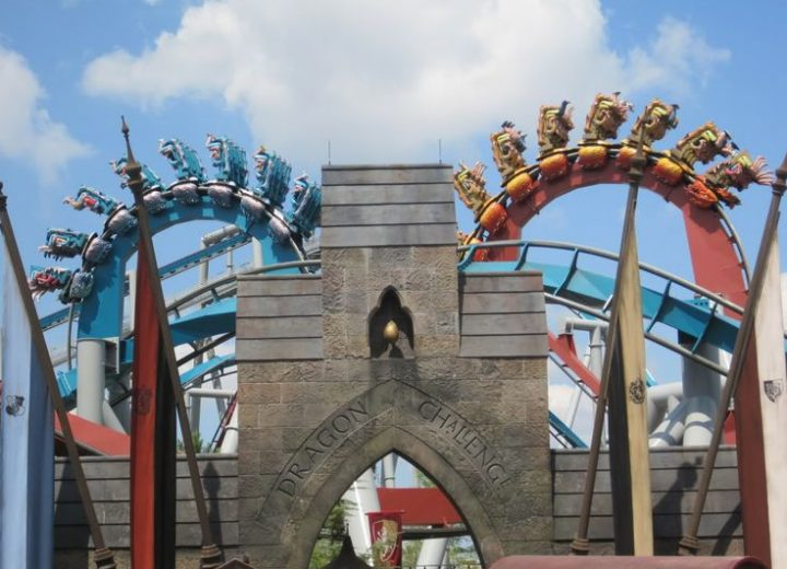 New Harry Potter Roller Coaster to Replace Dragon Challenge