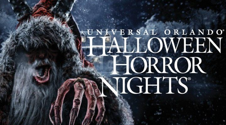 Krampus Is Coming to Universal's Halloween Horror Nights 2016