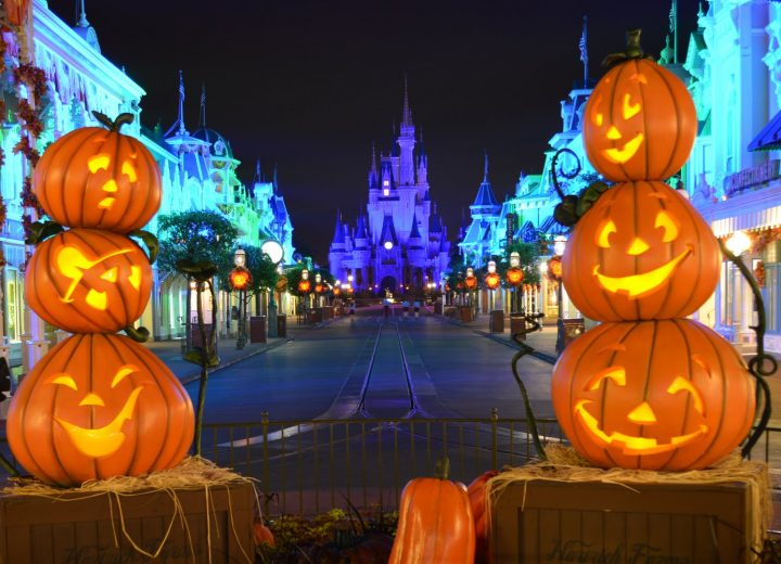 Go Behind The Scenes at Mickey's Boo-To-You Parade!