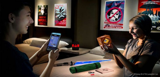 Star Wars Interactive Augmented Reality Game Coming to Disney Parks