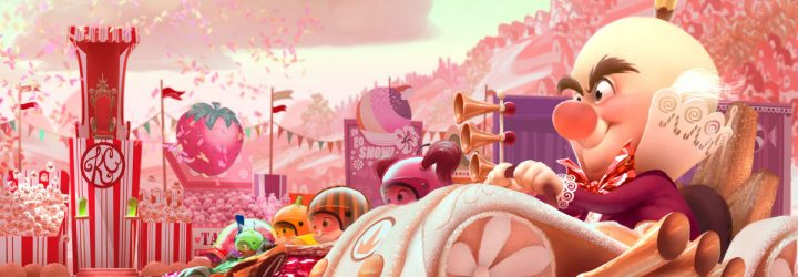 Is Wreck-It Ralph Set to Replace Stitch's Great Escape at the Magic Kingdom?