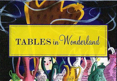 4 New Restaurants Added to Tables in Wonderland at Walt Disney World