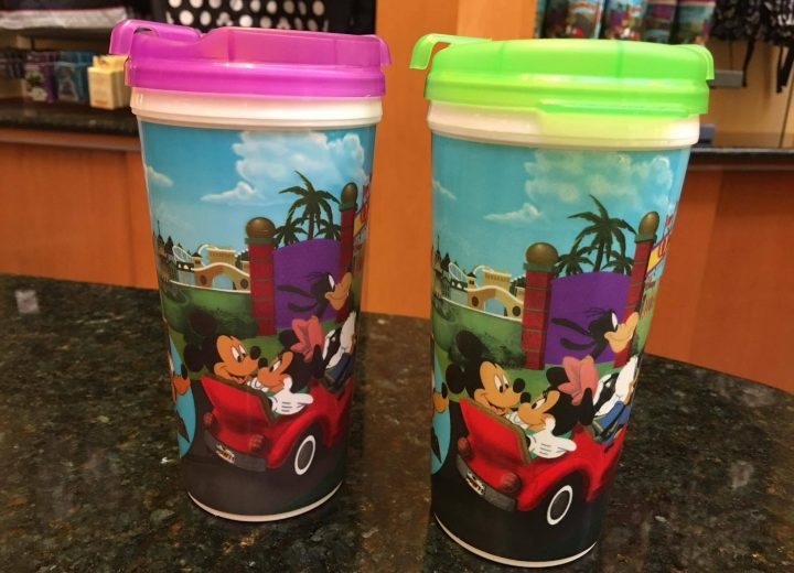 Disney Rolling Out Refillable Resort Mugs Without Handles