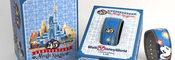 45th Anniversary Magic Kingdom Merchandise Revealed!