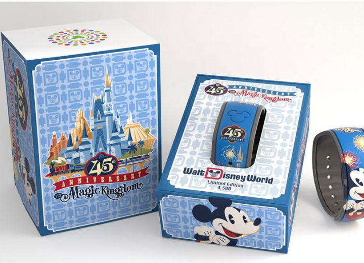 45th Anniversary Magic Kingdom Merchandise Revealed!