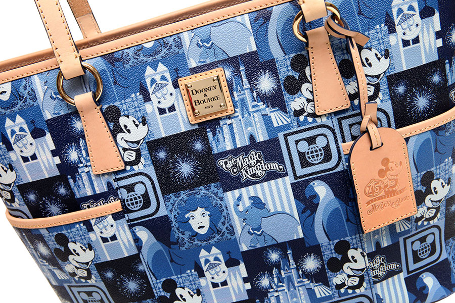 Dooney & Bourke limited edition 45th Magic Kingdom anniversary handbag