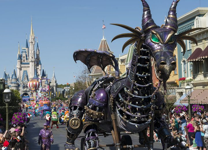 Festival of Fantasy Parade Dining Package Coming to the Magic Kingdom