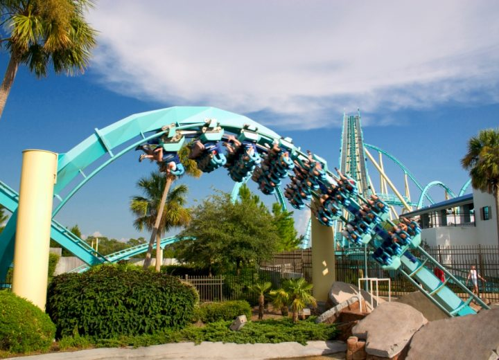 Kraken Unleashed Opens Today at SeaWorld Orlando